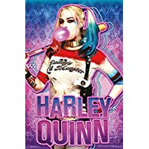 """Trends International Suicide Squad Harley Gum Wall Poster, 22.375"""" x 34"""""""