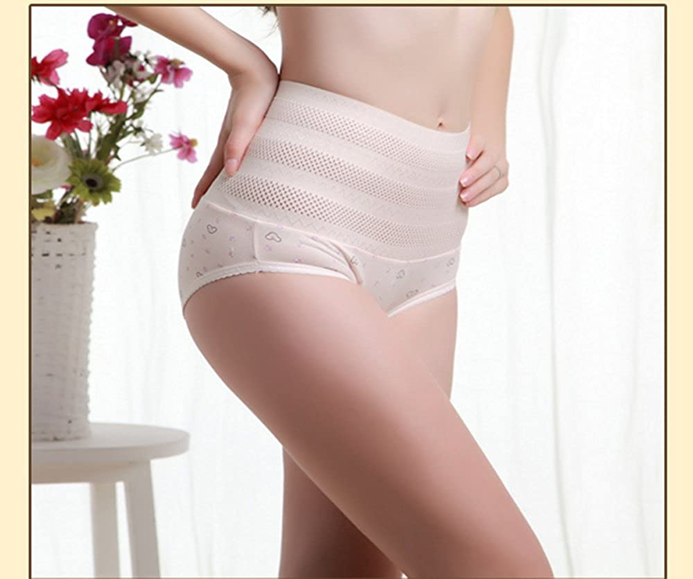 Folima Women/'s Hi-Waisted Shaping Briefs Hip Control Shapewear Tummy Control Panties Postpartum Shaping Briefs