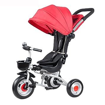 Triciclos- Plegable de los niños de la Bicicleta Trolley de ...