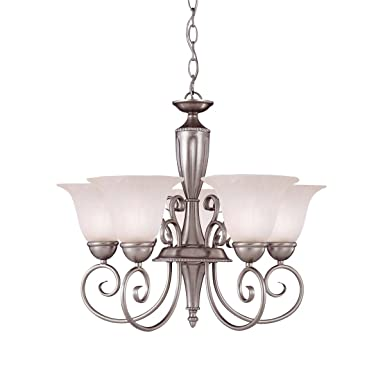 Savoy House KP-1-5001-5-69 Five Light Chandelier