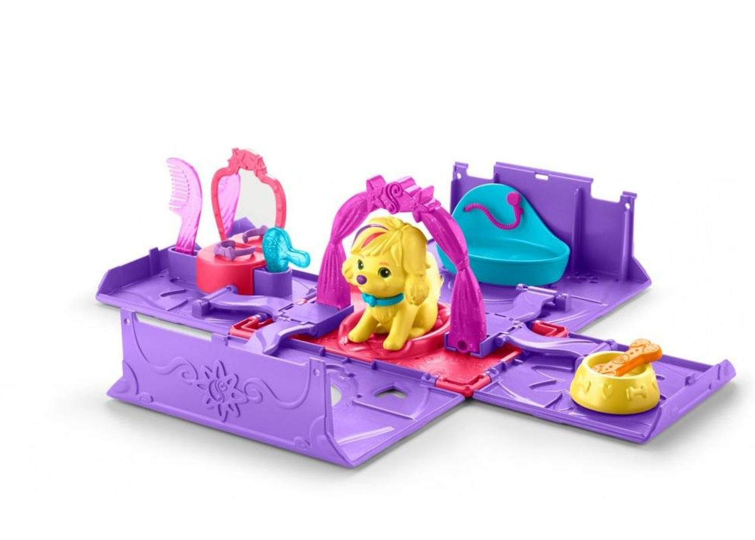 Sunny Day Doodle Dogs Style Station Mattel
