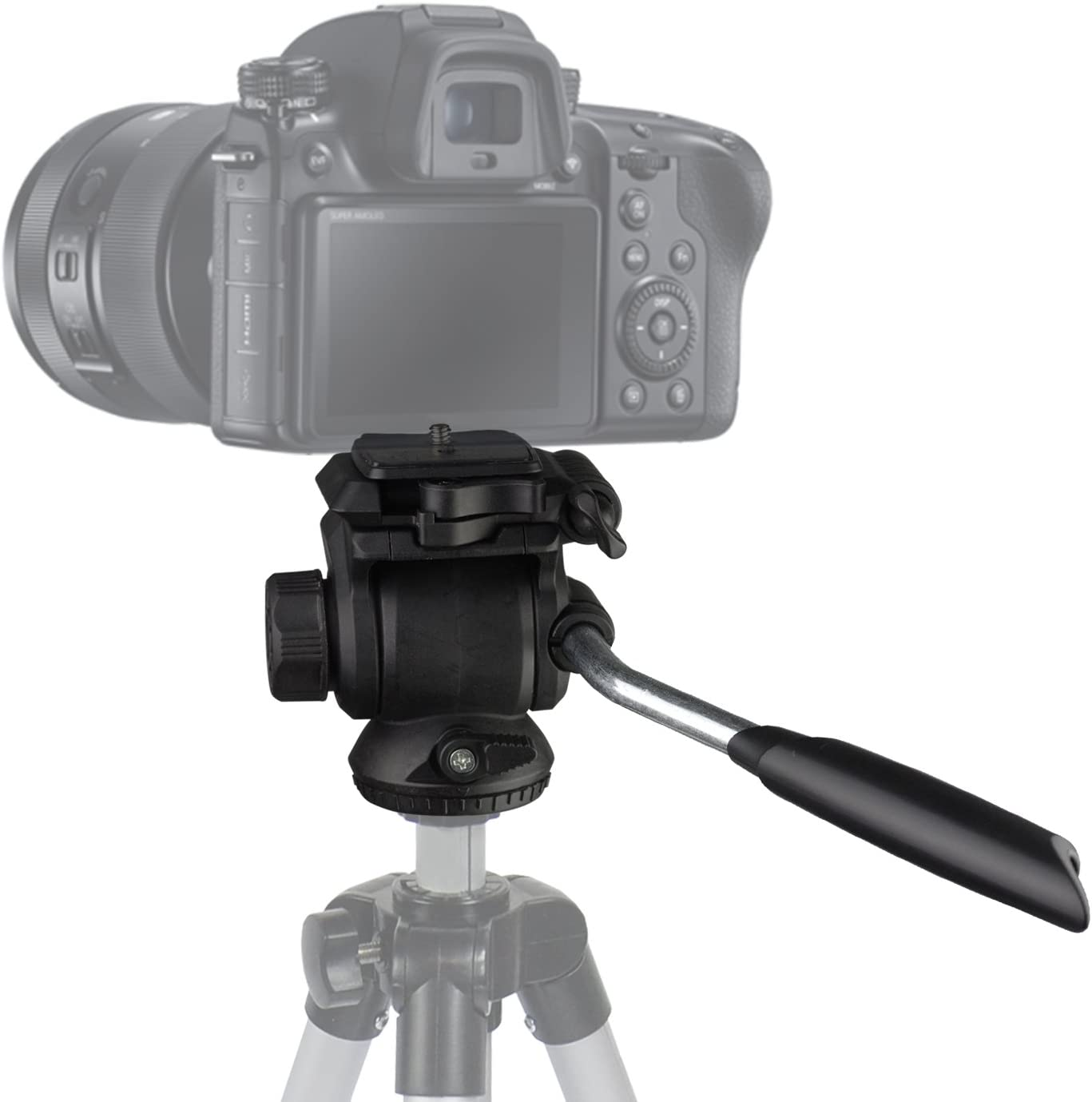 Flexible Angle Adjustable Comfortable Handle Bar Camera Holding Plate Photo Studio LS Photography DSLR Camera and Tripod Stand Adapter LGG620