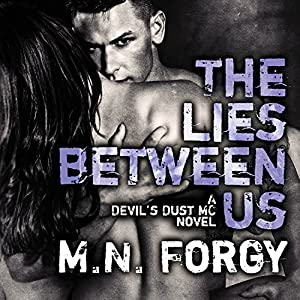 The Lies Between Us Audiobook