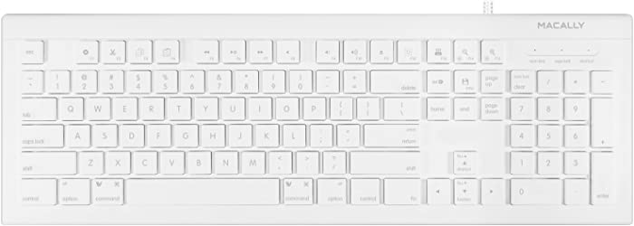 Top 9 Apple Compatible Wired Keyboard