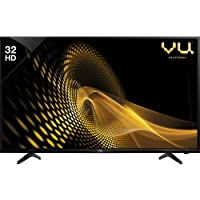 VU 81 cm (32 Inches) HD Ready LED TV 32PL (Black) (2019 Model)