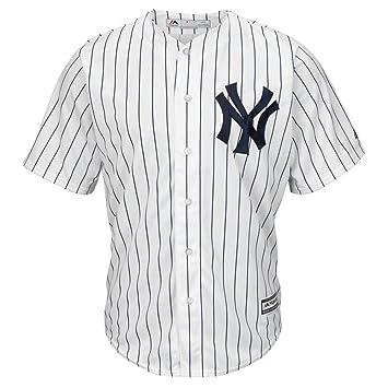 Majestic York Yankees Trikot Home  Amazon.co.uk  Sports   Outdoors 99b527f59b5a
