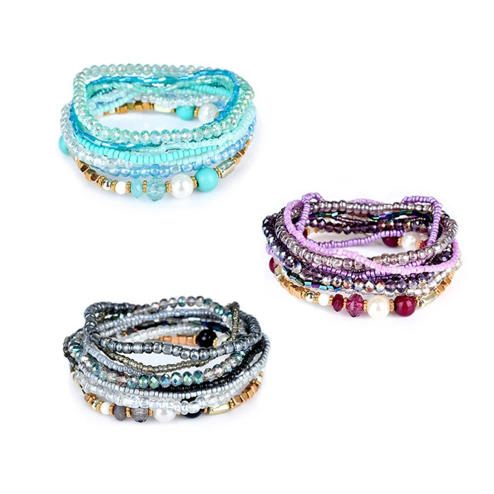 ARINLA Inspirational Charm Bracelets for Women Girls Personalized Gift Carved Letter Bangles Leather Wrap Bracelets