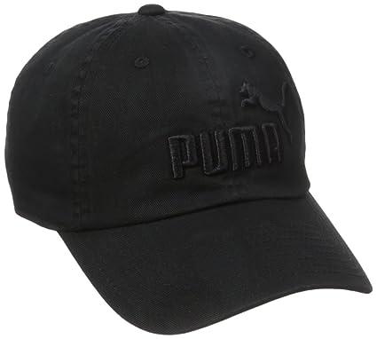 cc3db168 Puma Women's #1 Adjustable Cap, Black, One Size: Amazon.co.uk: Clothing