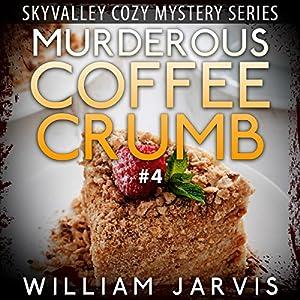 Murderous Coffee Crumb Audiobook