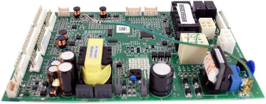 GE WR55X30598 Refrigerator Power Control Board Genuine Original Equipment Manufacturer (OEM) Part