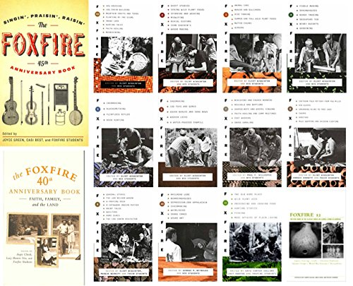 A Complete Foxfire Series 14-Book Collection Set with Anniversary Editions (Volumes 1, 2, 3, 4, 5, 6, 7, 8, 9, 10, 11 and 12 plus 40th and 45th Anniversay Editions) (Foxfire Book 1 compare prices)