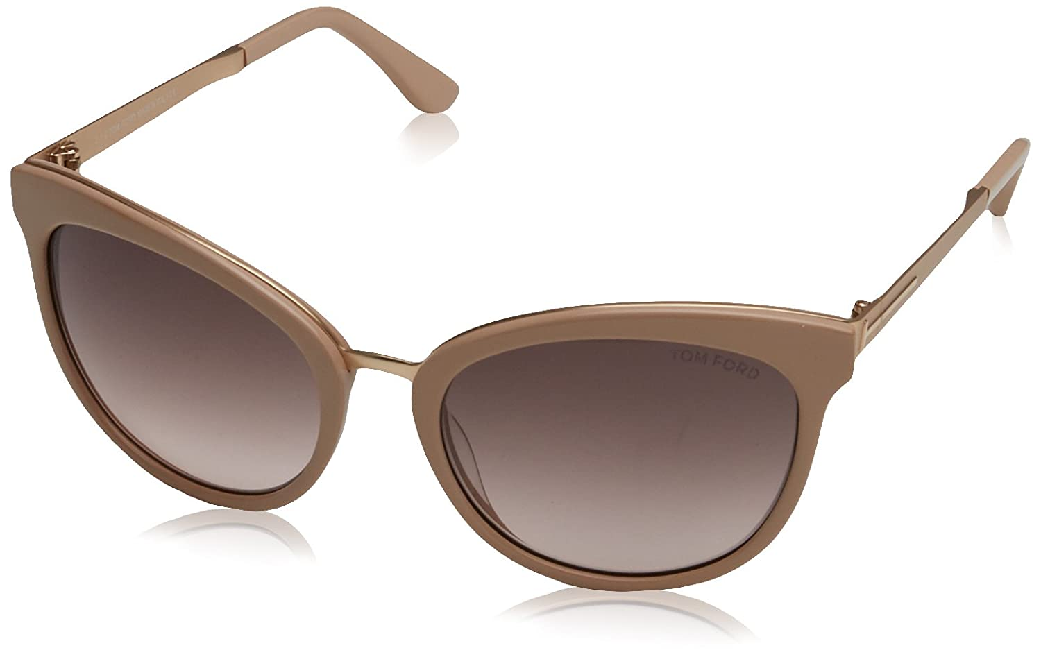 b2ee3693d0 Amazon.com  Tom Ford FT0461 74F 56mm Sunglasses - Size  56--19--130  Tom  Ford  Clothing