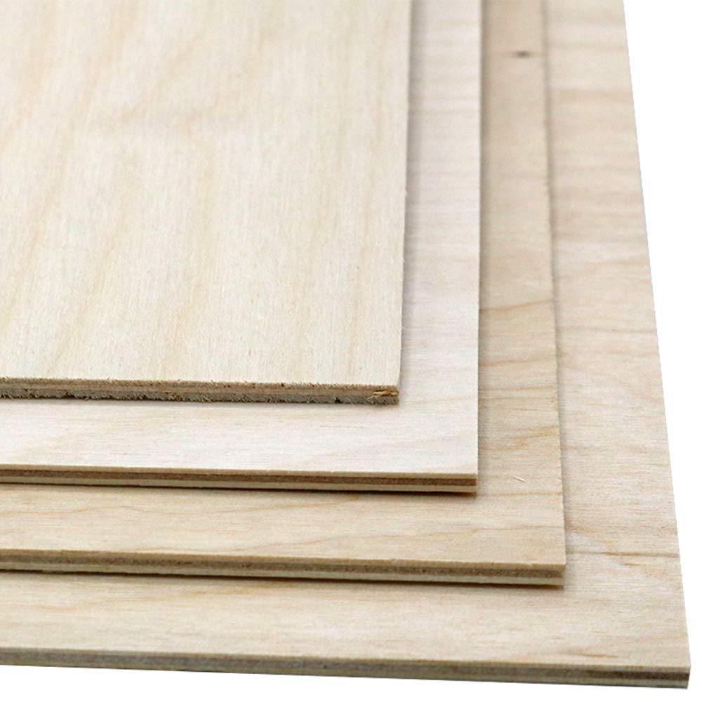 Drawing 12pcs 3mm 1//8 x 6 x 6 B//BB Baltic Birch Plywood - Perfect for Arts /& Crafts Wood Engraving Painting Wood Burning /& Laser Projects- Cherokee Wood Products School /& DIY Projects