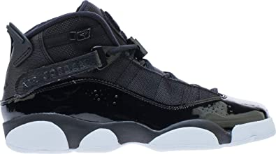 2efff0ebef0 Image Unavailable. Image not available for. Color: Jordan 323419-011: Big  Kids 6 Rings ...
