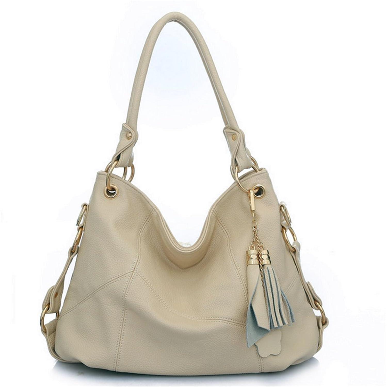 FLANCO Women Messenger Bag Fashion Futuristic Shoulder Bag Stitching Large Bags