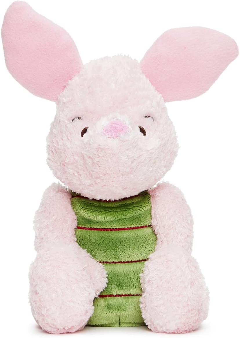 Piglet Rainbow Designs Winnie the Pooh classic official pig soft toy 20cm