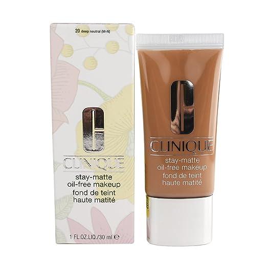 Amazon Com Clinique Stay Matte Oil Free Makeup 5 Fair 1 Oz