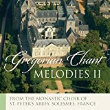 Gregorian Melodies: Popular Chants, Vol. 2