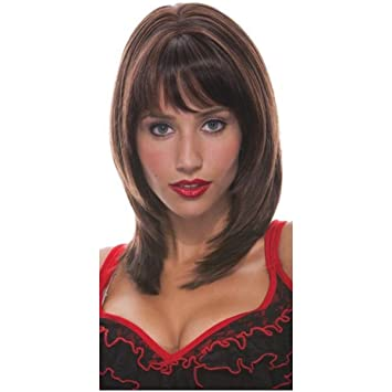 JASMINE WIG BROWN FRENCH KISS