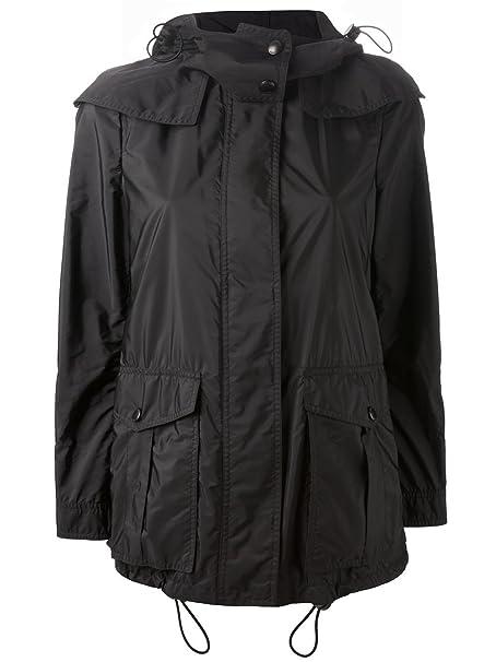 comprar pensamientos sobre llegando Burberry Mujer 3968084 Negro Poliamida Cazadora: Amazon.es ...