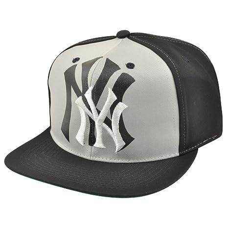 MLB Yankees de Nueva York gorra plana Bill Drew Pearson viejo ...