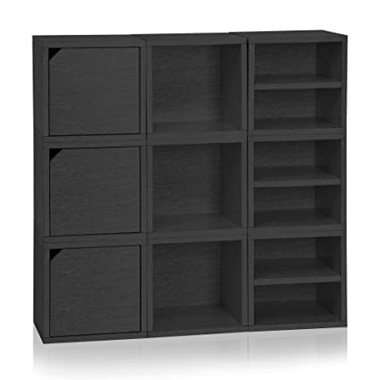 Beautiful Way Basics 9 Modular 3   In   1 Shelf