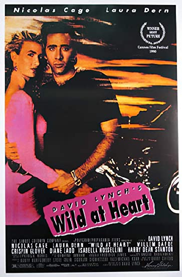 """Amazon.com: POSTER STOP ONLINE Wild at Heart - Movie Poster (Size 27"""" x  40""""): Prints: Posters & Prints"""