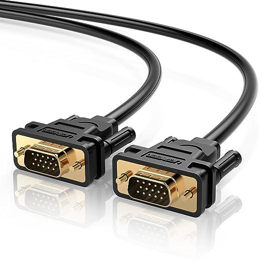 58 opinioni per UGREEN Cavo VGA, Full HD 1080P VGA Cable Cavo VGA Maschio a Maschio Connettori