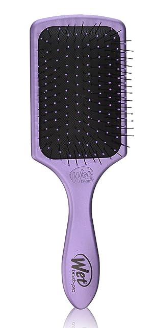 The Wet Brush Pro Select Paddle Edition Purple