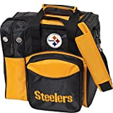 KR Strikeforce Pittsburgh Steelers Single Bowling Bag, Multicolor Review