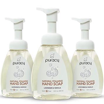 Other Bath & Body Supplies Lavender Vanilla Foaming Hand Soap 5oz Superior Materials Health & Beauty Organic Bath Co