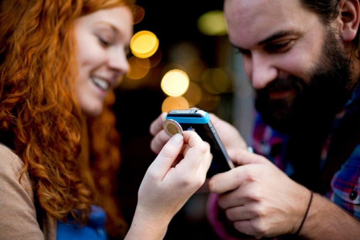 /Obiettivo Macro Easy-Macro/ /Blu /Macro 4/ 4/Montato su Un Braccialetto per Smartphone//Tablet/