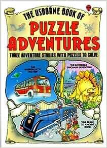 Usborne dinosaur picture puzzle book