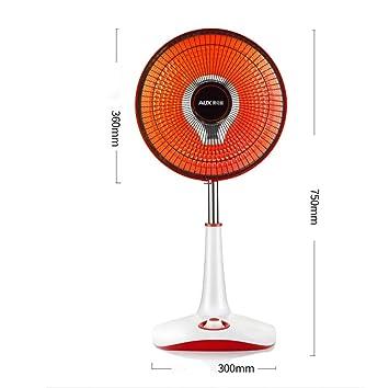 ... Calefacción Eléctrica de Bajo Consumo, Calentador Eléctrico, Ventilador Eléctrico, Estufa para Asar: Amazon.es: Deportes y aire libre