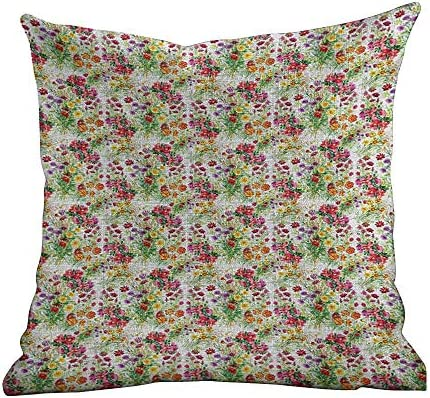 Matt Flowe Hidden Zippered Pillowcase