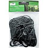 LightHouse StretchNet Filet de support pour plantes avec 4 crochets