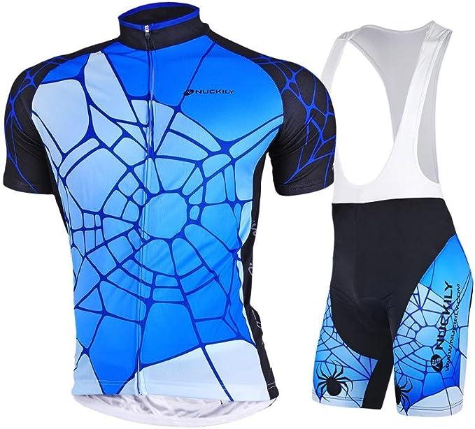 New Men/'s Cycling 3D Bib Shorts Bicycle Compression Lycra Padded Tights Pants