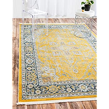 traditional 4 feet by 6 feet 4u0027 x 6u0027 havana yellow area
