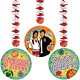 : High School Musical 32in Dangling Cutouts 3ct