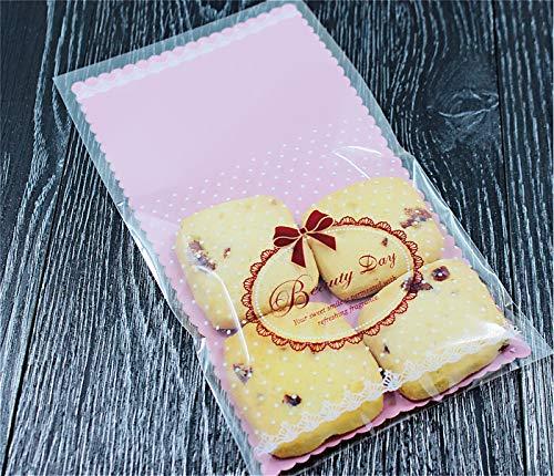 (European Style Underwear - 100pcs 18 9cm Pink Bow Opp Mini Lipstick And Lip Balm Cosmetics Gift Package Plastic Bags Jewelry - Organizer Travel Jewelry Lipstick Velvet)