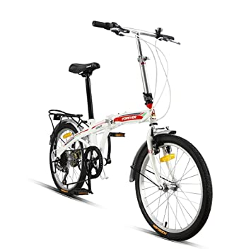 Xiaoping Bicicleta para jóvenes Bicicleta Plegable Hombres ...
