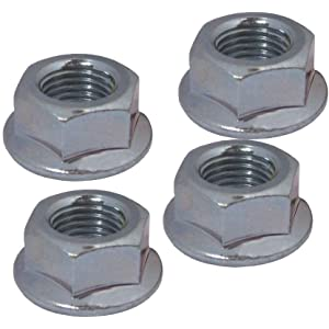 4PCS Flange Wheel Lug Nut Set For Polaris Sportsman Ranger 400//500//570//700//800