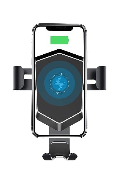 LTS Future TS30 Cargador de coche inalámbrico, soporte de ...