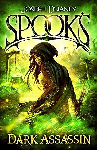 book cover of The Dark Assassin