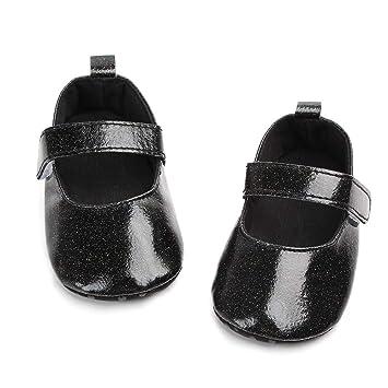 iYBWZH Baby Girls Mary Jane Flats Soft