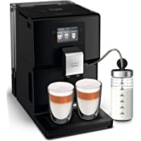 Krup Intuition Preference EA8738 Cafetera superautomática, pantalla táctil color, máquina de café con indicadores…