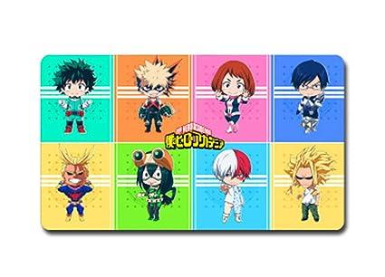 Amazon com : My Hero Academia Todoroki Shoto Mouse Pads Birthday