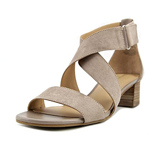 32e071642f6 Naturalizer Womens Adele Fabric Open Toe Casual Strappy Sandals ...