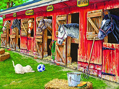 Part of the Boys Team 1000 Pc Jigsaw Puzzle by SunsOut