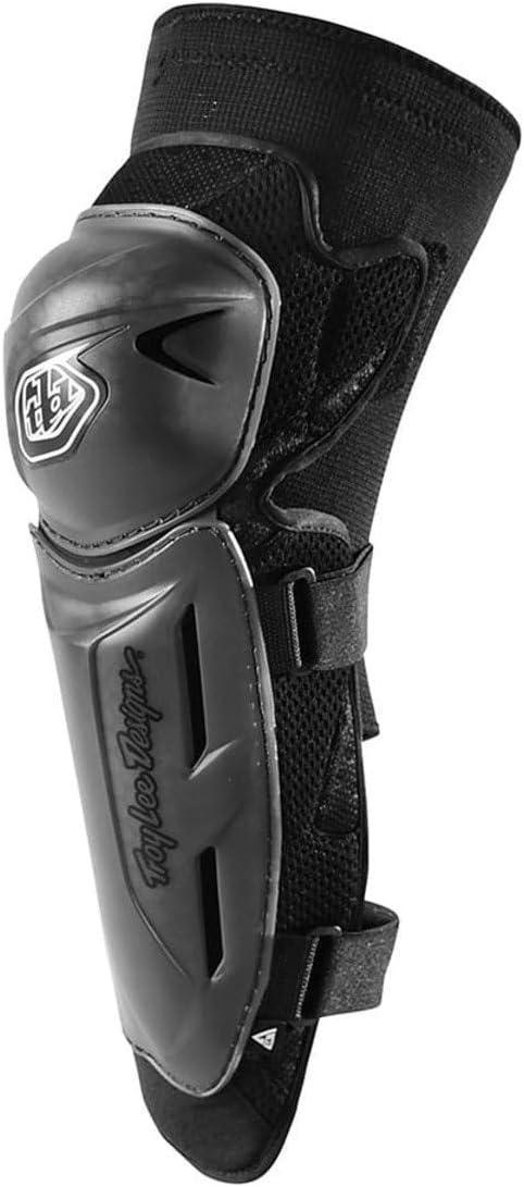 Black//Medium//Large Troy Lee Designs Method Adult BMX Knee Guard